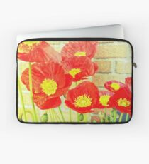 Poppyfied Laptop Sleeve
