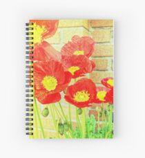 Poppyfied Spiral Notebook