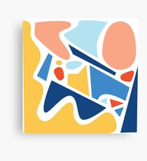Squeeze In 1.1 Canvas Print