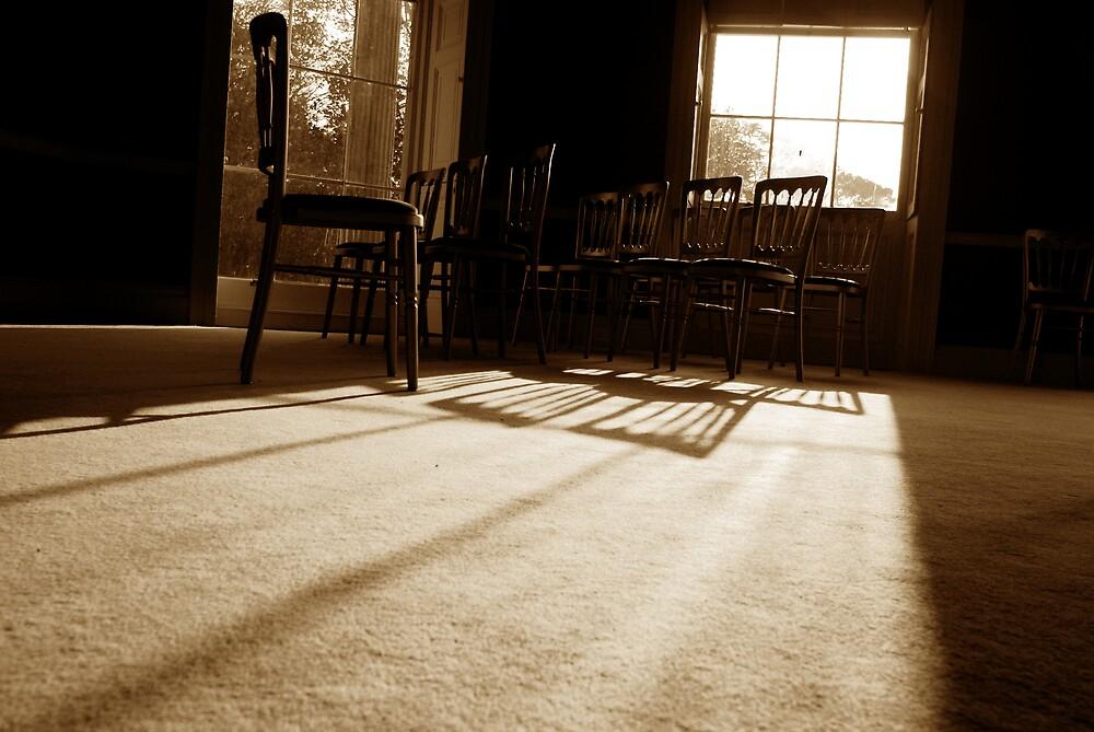 Chairs Shadows by ragman