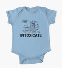 Intoxicate Dalek One Piece - Short Sleeve
