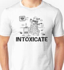 Intoxicate Dalek Unisex T-Shirt