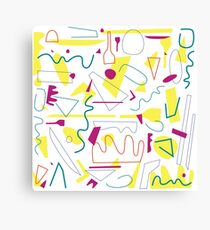 Wiggle Me This 1.0 Canvas Print