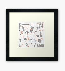 Wiggle Me This 1.2 Framed Print