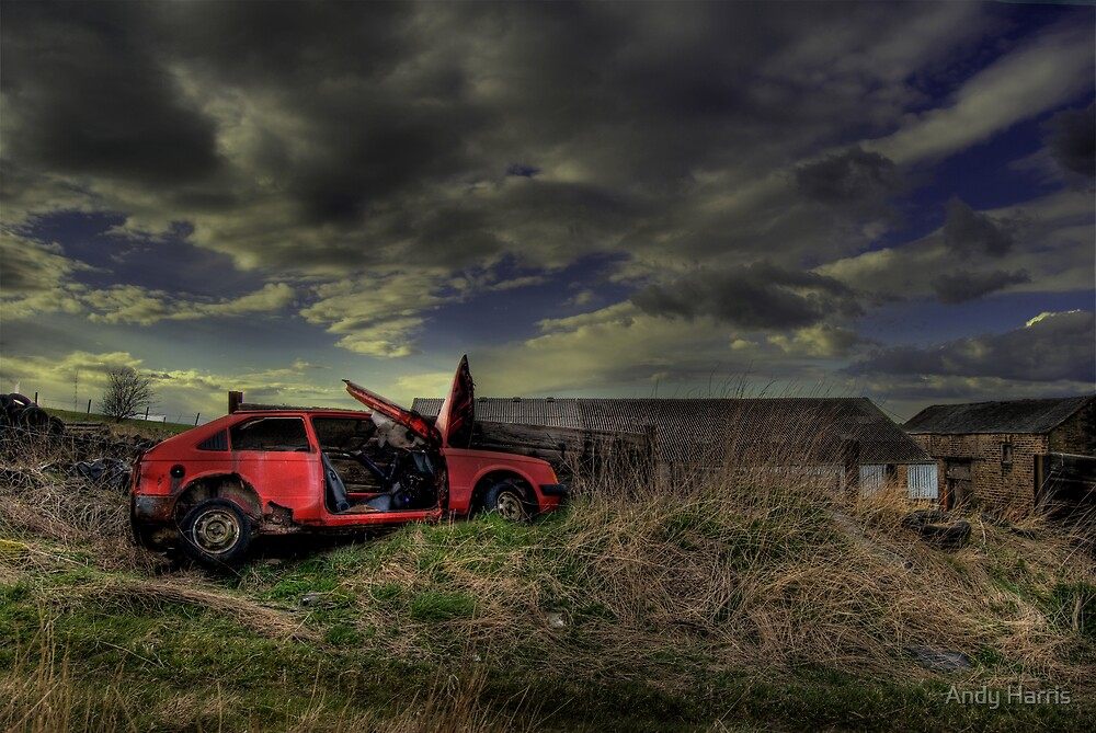 Off-Roader by Andy Harris