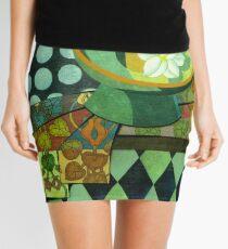 Moonlight Serenade Mini Skirt