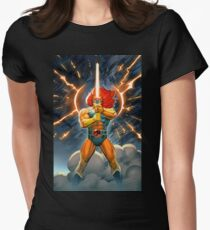 Thundercats Sword of Omens Women's Fitted T-Shirt