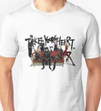 Persona 5 We will Take Your Heart T-Shirt