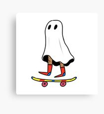 Ghost Guy 1 Canvas Print