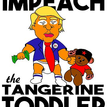 Impeach the Tangerine Toddler by gpcphotography