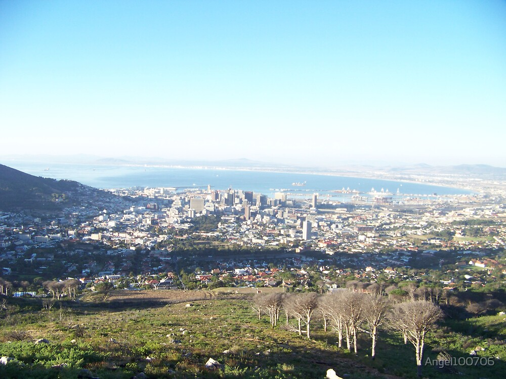 Cape Town by Angel100706