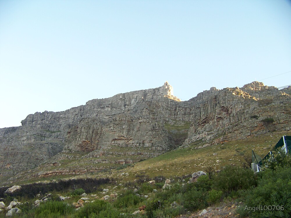 Wonderful Table Mountain by Angel100706