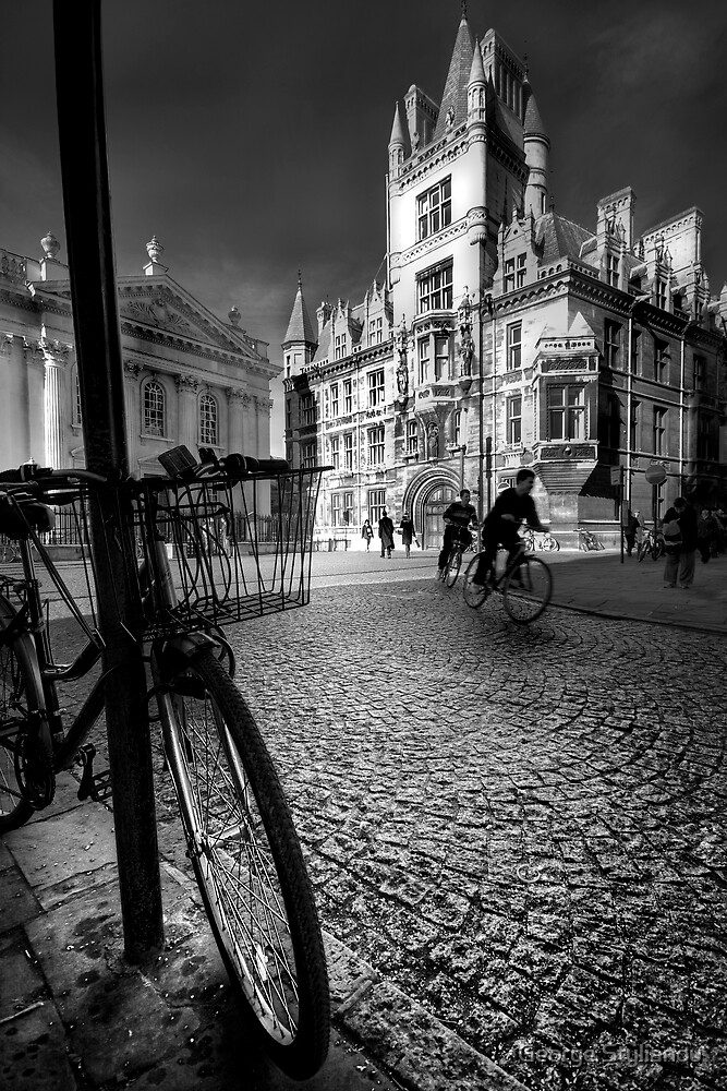 Cycling by George Stylianou