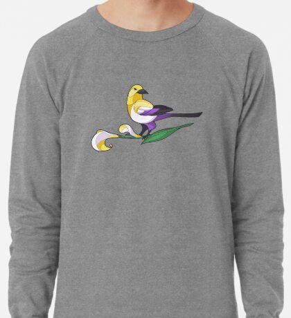 Pride Birds - Non-Binary Lightweight Sweatshirt
