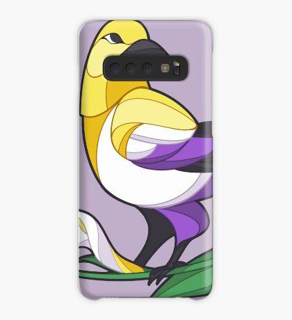 Pride Birds - Non-Binary Case/Skin for Samsung Galaxy