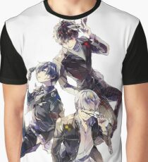 Persona Protagonist Union Graphic T-Shirt
