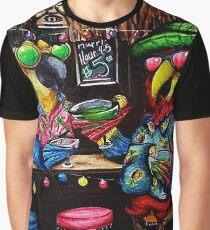 Tiki Drinkin Graphic T-Shirt