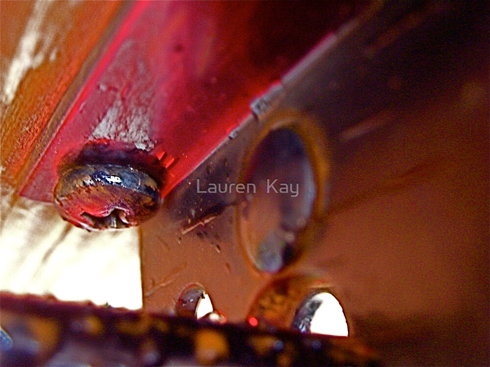 No key needed. by Lauren  Kay