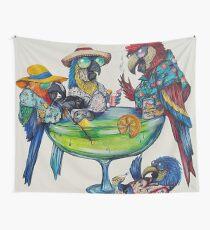Willkommen bei Parrotise Wandbehang