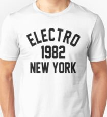Electro 1982 New York T-Shirt