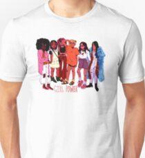 Girl Power- Color Unisex T-Shirt