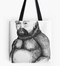 Mangutan: Exhibit from The Museum of Unnatural History Tote Bag