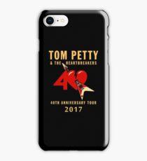 40TH ANNIVERSARY TOM PETTY iPhone Case/Skin