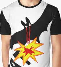 Bat With Laser Eyes Graphic T-Shirt