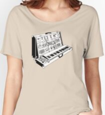 Arp 2600 Synth T-Shirt Women's Relaxed Fit T-Shirt