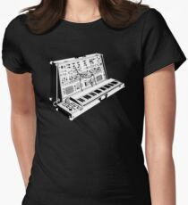 Arp 2600 Synth T-Shirt Womens Fitted T-Shirt