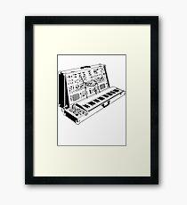Arp 2600 Synth T-Shirt Framed Print