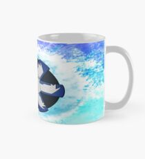 The Ghost bears   Classic Mug