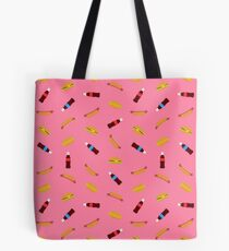 Summer BBQ (pink) Tote Bag