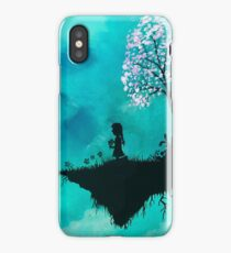 Ed Capeau -Mystery Girl iPhone Case/Skin