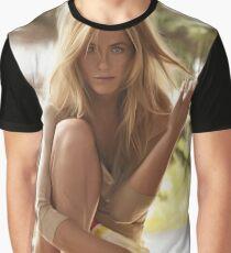 Jennifer Aniston Graphic T-Shirt