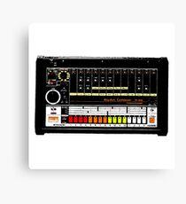 Roland Tr-808 Drum Machine Canvas Print