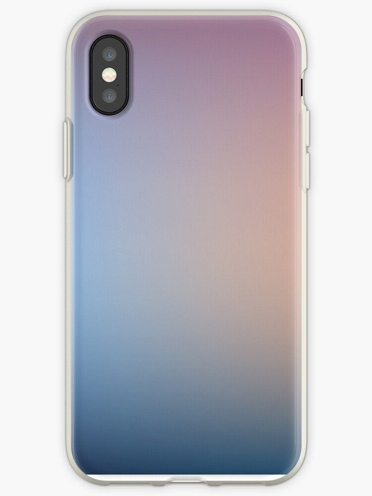 huge discount 4b5c1 aaf3e 'PLUM - Plain Color iPhone Case and Other Prints' iPhone Case by burning