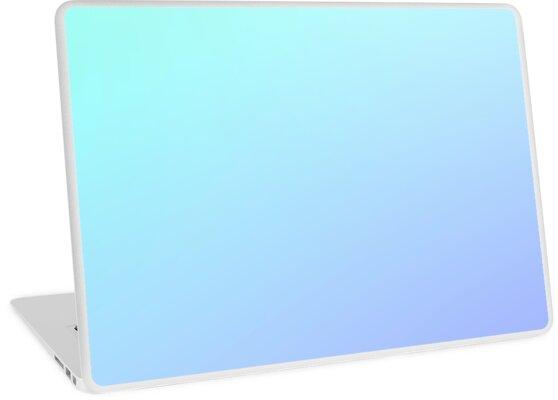 VIOLET ICE - Einfarbig iPhone Case und andere Drucke von burning