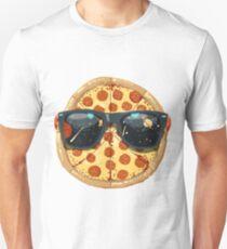 Pizza Glasses  T-Shirt