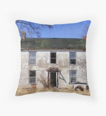 If Walls told Stories Throw Pillow