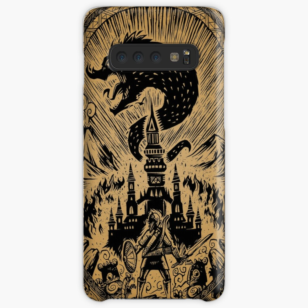 The Great Cataclysm Case & Skin for Samsung Galaxy
