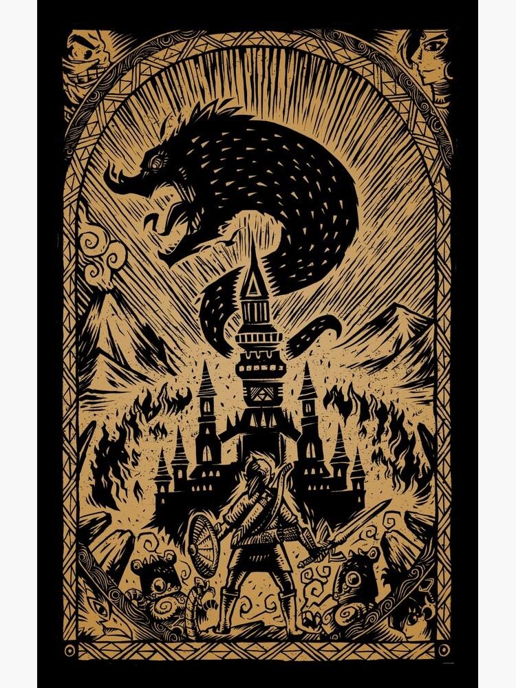 The Great Cataclysm by MeleeNinja