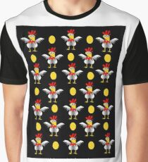 Chicken or the Egg Graphic T-Shirt