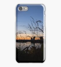 Through the grass iPhone Case/Skin