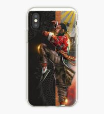 Kung Fu Kenny iPhone Case