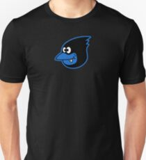 Blue Bird Brain T-Shirt
