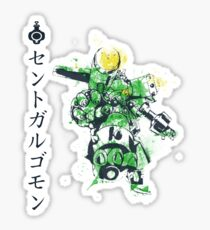 St Dog Sticker