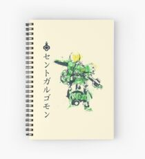 St Dog Spiral Notebook