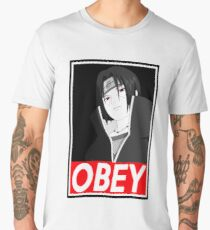 Itachi Obey Men's Premium T-Shirt