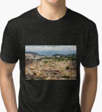 Historic Quito Tri-blend T-Shirt